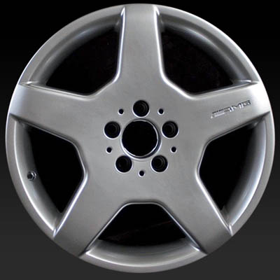 18 mercedes s class wheels 03 06 silver oem rims 65310 for Mercedes benz s550 rims for sale