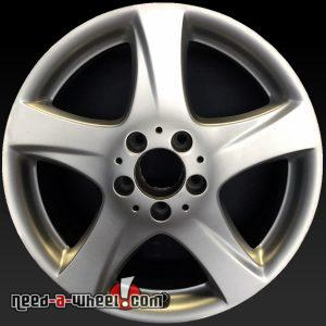 "Mercedes S Class wheels 17x7.5"" oem rims 65328"