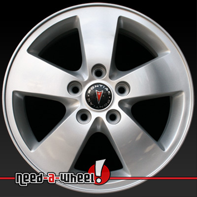 2005 2008 Pontiac Grand Prix Wheels Silver Rims 6587