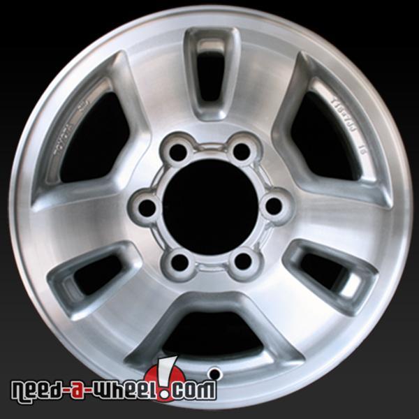 Toyota wheels oem 69346