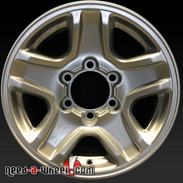 Toyota T100 oem wheels rims 69354