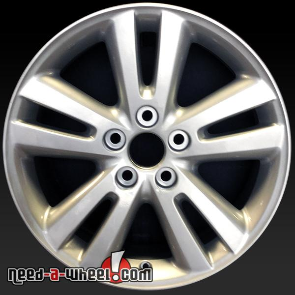 "2002 Toyota Highlander For Sale: 17"" Toyota Highlander Wheels Oem 2006-07 Silver Rims 69478"