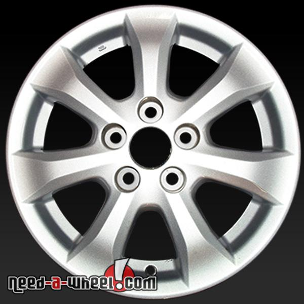 "Toyota Highlander 2011 For Sale: 16"" Toyota Camry Wheels Oem 2007-2011 Silver Rims 69495"