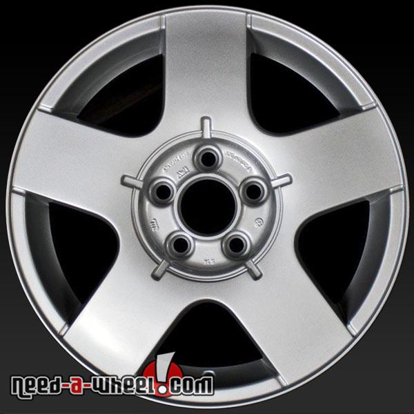 "15"" Volkswagen VW oem wheels 69735"