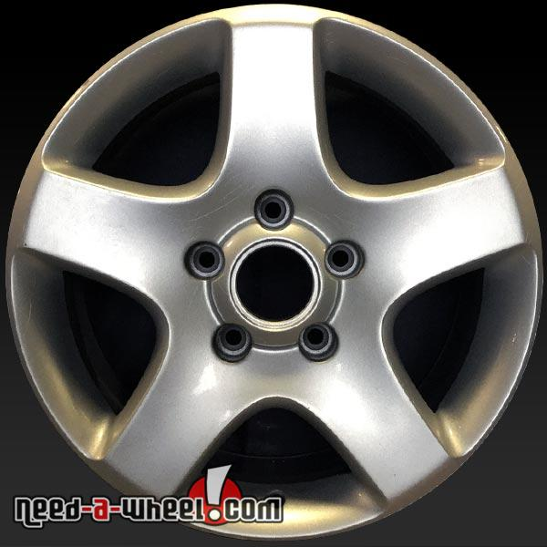 "Volkswagen VW Touareg wheels 17x7.5"" oem rims 69798"