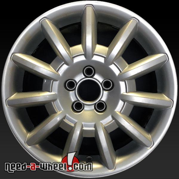 """Volkswagen VW Beetle wheels 16x6.5"""" oem rims 69802"""