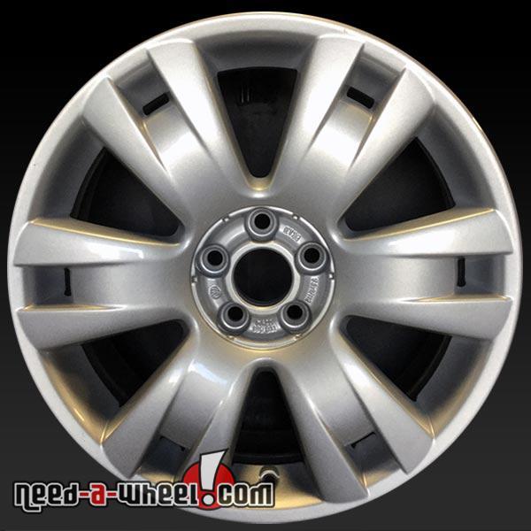 "Volkswagen VW Beetle oem wheels 17x7"" stock rims 69813"