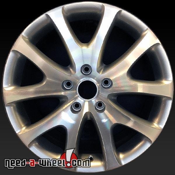 "Volkswagen VW Touareg wheels 19x9"" oem rims 69903"