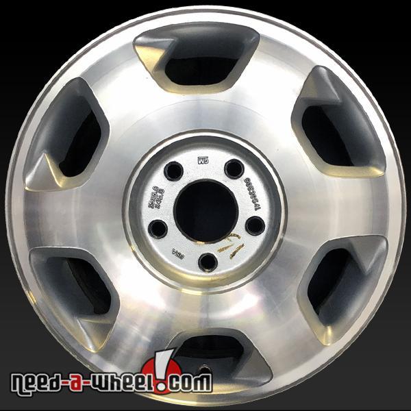"""Saturn L Series oem wheels 15x6"""" stock rims 7015"""
