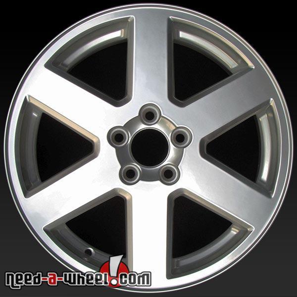 "17"" Volvo XC90 wheels oem 03-12 Silver Alloy rims 70263"
