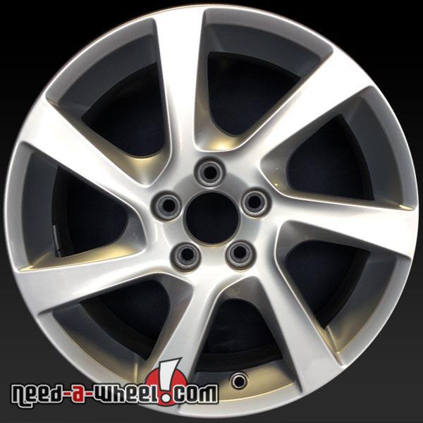 "Volvo S60 wheels 17x7"" oem rims 70391"