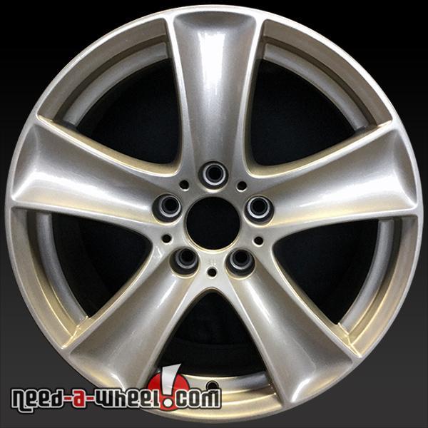 "18"" BMW X5 Wheels Oem 2006-2013 Silver Stock Rims 71169"