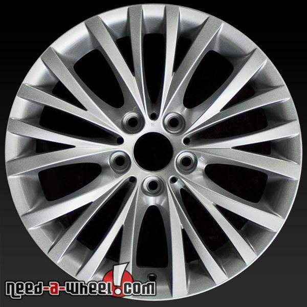 """Bmw Z4 2014: 18"""" BMW Z4 Wheels Oem 2009-2014 Rear Silver Rims 71359"""