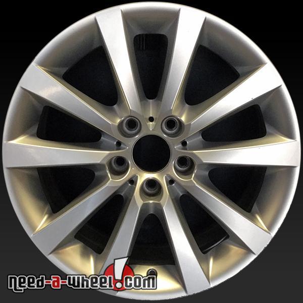 BMW Activehybrid 5 oem wheels rims 71408