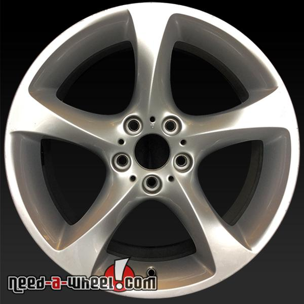 "17"" BMW 3 Series Oem Wheels For Sale 08-13 Silver Stock"