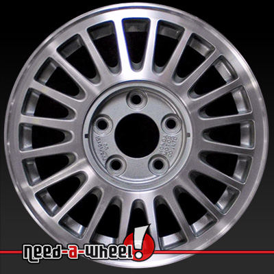 Acura Integra Wheels Silver Rims - Acura integra wheels