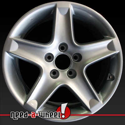 Acura TL Wheels Silver Rims - 2006 acura tl wheels