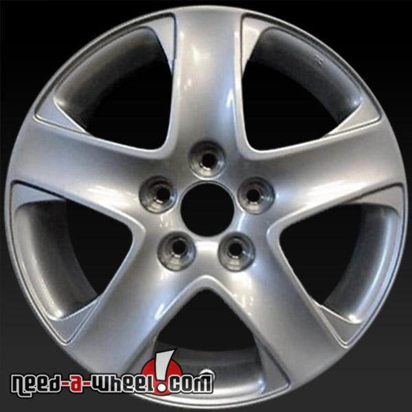 2005-2008 Acura RL Wheels For Sale. Silver Rims 71743