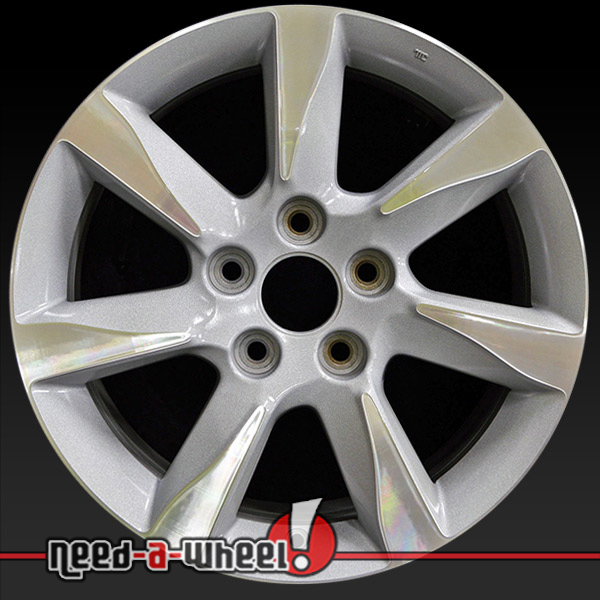 Acura TL Wheels Oem Machined Rims - Acura tl oem wheels