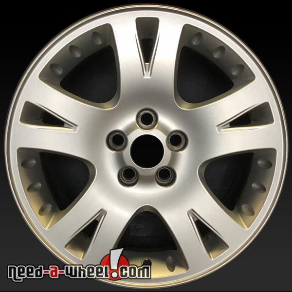 "19"" Rover Sport Oem Wheels 2006-2009 Silver Factory Stock"