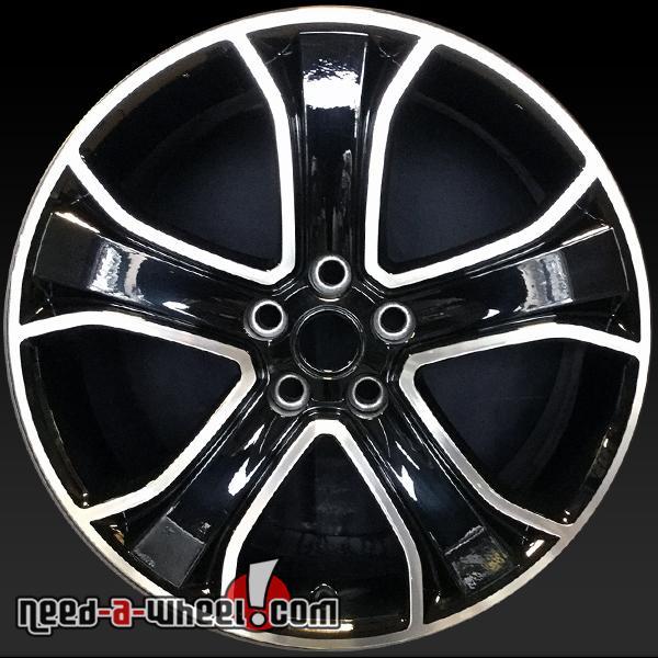 """20x9.5"""" Range Rover Sport OEM Wheel 10-13 Gloss Black ..."""