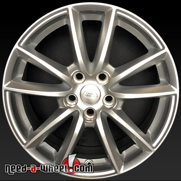 "19"" Range Rover Sport Wheels Oem 13-15 Silver Rims 72269"