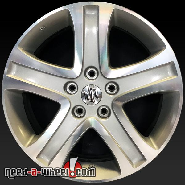 "Suzuki Grand Vitara oem wheels 17x6.5"" stock rims 72695"