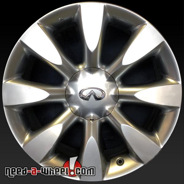"""Infiniti  oem wheels 18x8"""" stock rims 73686"""