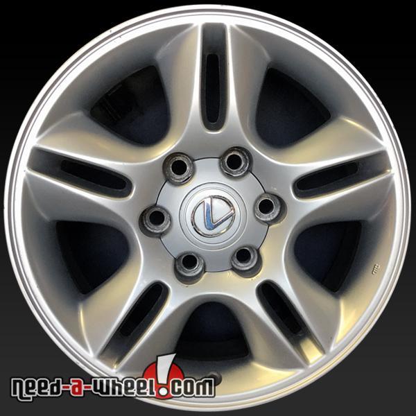 "2009 Lexus Gs 460 For Sale: 17"" Lexus GX470 Oem Wheels 2003-2009 Silver Stock Rims 74167"
