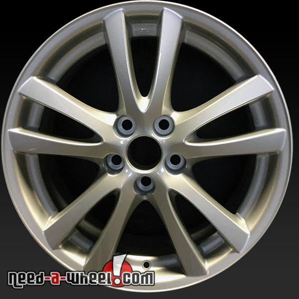"""For Sale Lexus Is250: 18"""" Lexus IS Wheels Oem IS250 IS350 06-08 Silver Stock"""