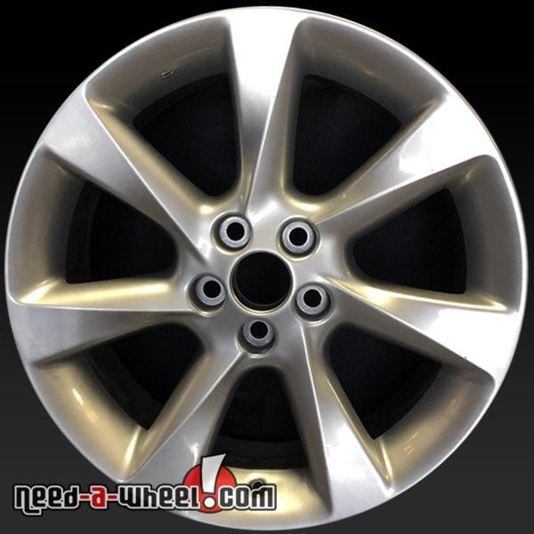 """2010 Lexus Rx 450h For Sale: 19x7.5"""" Lexus RX350 Wheels Oem 2010-2012 Silver Rims 74252"""