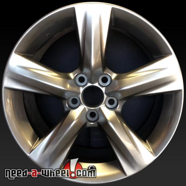 Lexus IS350 wheels oem 74290
