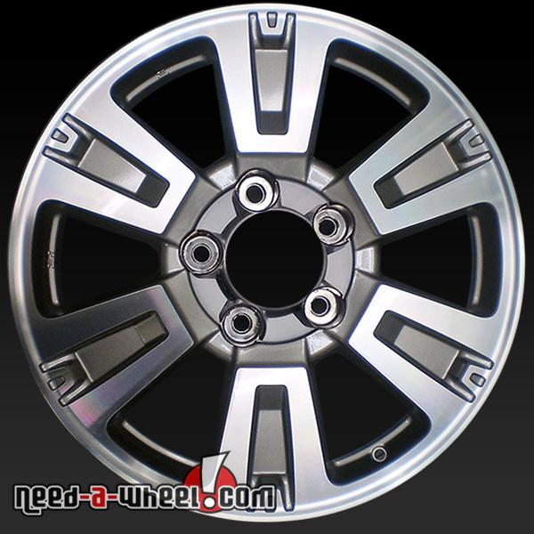 20 toyota tundra wheels oem 2014 machined rims 75159. Black Bedroom Furniture Sets. Home Design Ideas