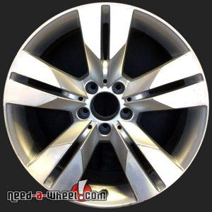 Mercedes OEM Wheels