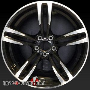 BMW M4 oem wheels rims 86095