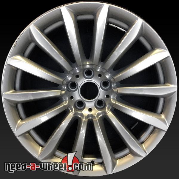 BMW 7 Series oem wheels rims 86277