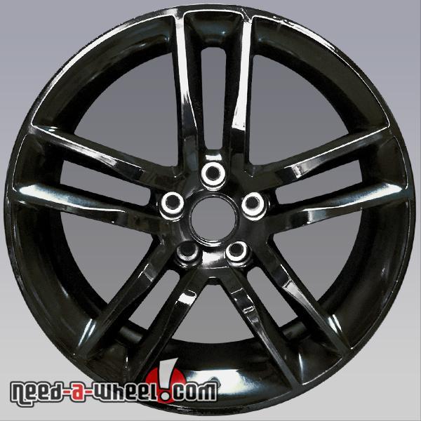 14 Cadillac Ats: 19x8 Cadillac ATS OEM Wheel 13 14 15 16 FR Gloss Black Stock Rim 97188 22742461