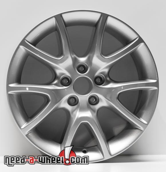 "Dodge Dart oem wheels 17x7.5"" stock rims"