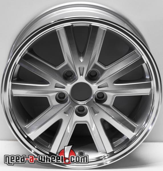 "Ford Mustang oem wheels 16x7"" stock rims"