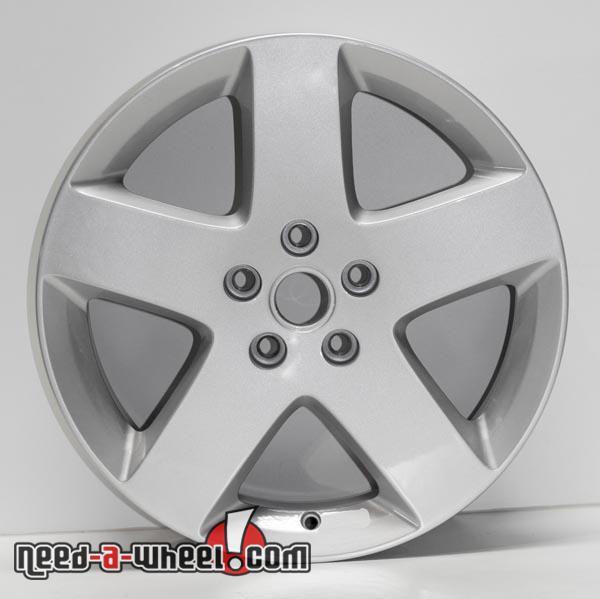 "Chevy HHR oem wheels 17x6.5"" stock rims"
