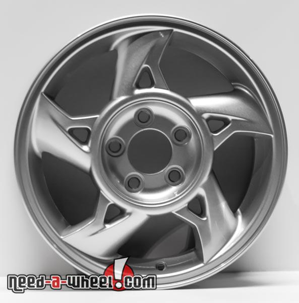 "Pontiac Grand Am oem wheels 16x6.5"" stock rims"