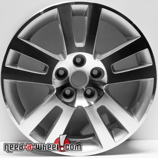 "Saturn Aura oem wheels 17x7"" stock rims"