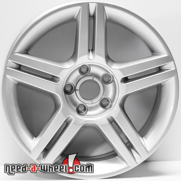 "Audi A4 oem wheels 17x7.5"" stock rims"