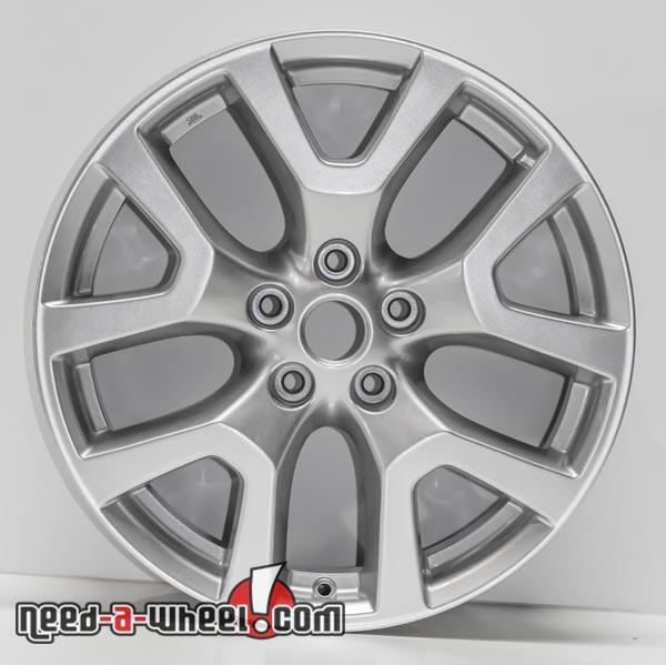 "Nissan Rogue oem wheels 18x7"" stock rims"