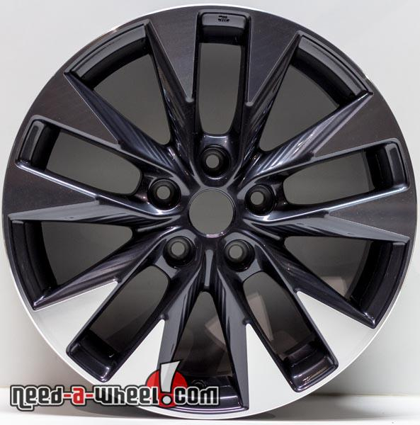 "Nissan Sentra oem wheels 17x6.5"" stock rims"