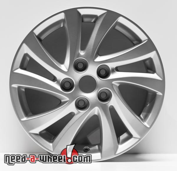 """Mazda 3 oem wheels 16x6.5"""" stock rims"""