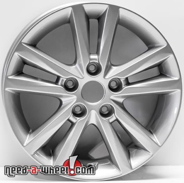 """Hyundai Sonata oem wheels 16x6.5"""" stock rims"""
