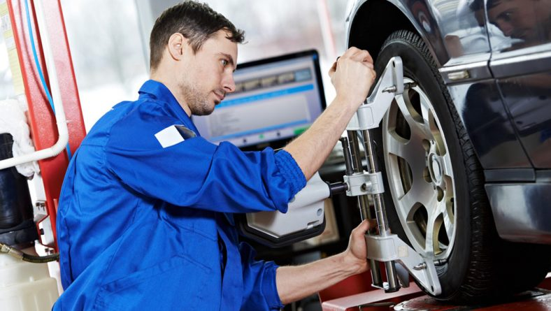 When should you go for wheel alignment?